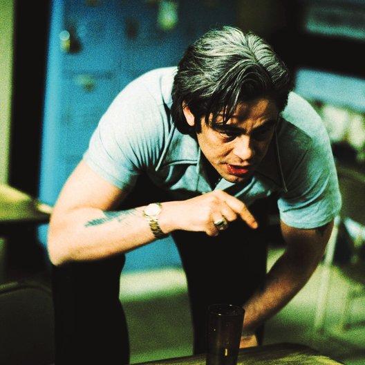 21 Gramm / 21 Grams / Benicio Del Toro Poster