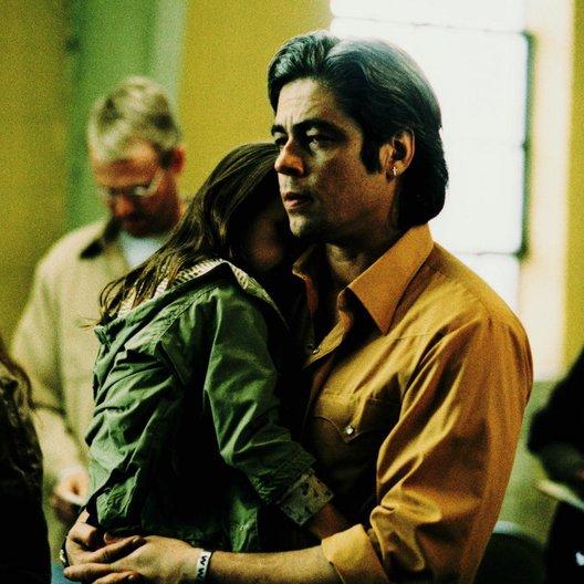 21 Gramm / Benicio Del Toro Poster