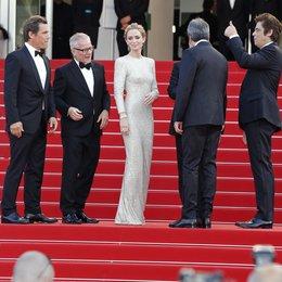 Brolin, Josh / Frémaux, Thierry / Blunt, Emily / Villeneuve, Denis / Del Toro, Benicio / 68. Internationale Filmfestspiele von Cannes 2015 / Festival de Cannes Poster