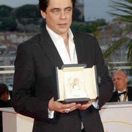del Toro, Benicio / 61. Festival de Cannes / Bester Schauspieler Poster