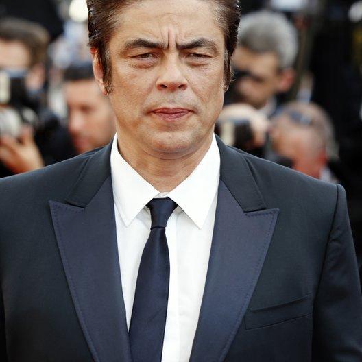 Del Toro, Benicio / 68. Internationale Filmfestspiele von Cannes 2015 / Festival de Cannes Poster