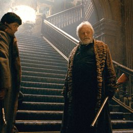 Wolfman / Benicio Del Toro / Sir Anthony Hopkins Poster