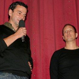 """42. Internationale Hofer Filmtage / Christian Petzold und Benno Fürmann bei der Premiere von """"Jericho"""" Poster"""