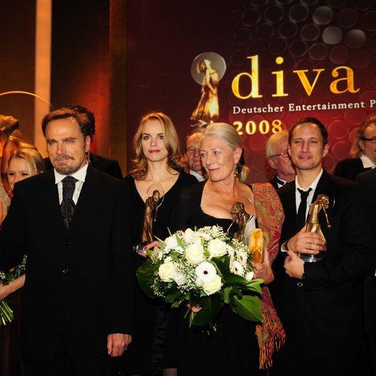 DIVA 2008 / Barbara Wussow / Franco Nero / Nina Hoss / Vanessa Redgrave / Benno Fürmann / Frank Briegmann Poster
