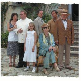 Mein Haus in Umbrien / Timothy Spall / Emmy Clarke / Maggie Smith / Benno Fürmann / Set Poster