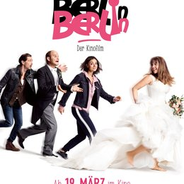 Berlin, Berlin - Der Kinofilm / Berlin, Berlin - Der Film Poster