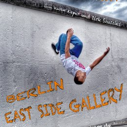 Berlin East Side Gallery Poster