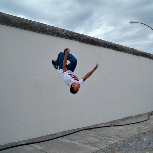 Berlin East Side Gallery / Raphael Hillebrand Poster