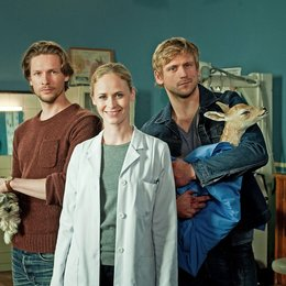 Doc meets Dorf (RTL) / Doc meets Dorf (1. Staffel, 8 Folgen) / Inez Bjørg David / Steffen Groth Poster