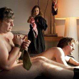 Drei in einem Bett (AT) (Sat.1) / Rüdiger Klink / Nadja Becker / Bert Tischendorf