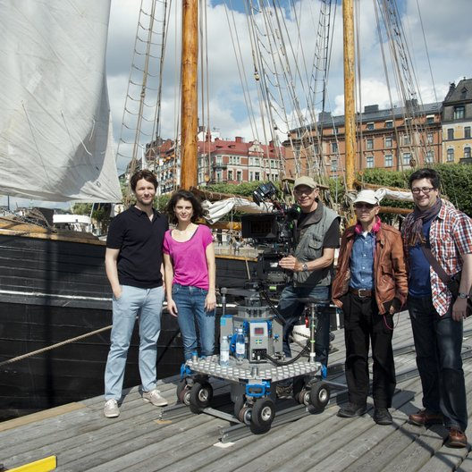 Inga Lindström: Die zweite Chance (ZDF) / Jördis Richter / Bert Tischendorf / James Jacobs / Martin Gies / Alexander S. Tung