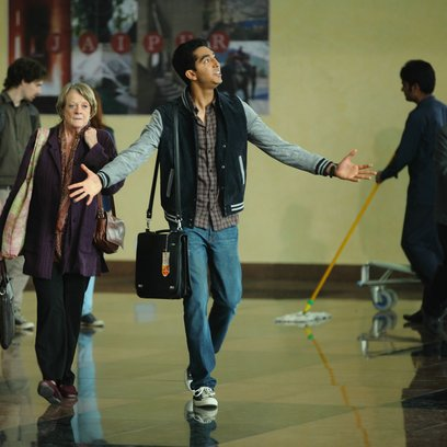 Best Exotic Marigold Hotel 2 / Maggie Smith / Dev Patel Poster