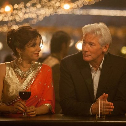 Best Exotic Marigold Hotel 2 / Second Best Exotic Marigold Hotel, The Poster