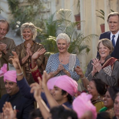 Best Exotic Marigold Hotel 2 / Second Best Exotic Marigold Hotel, The / Dame Judi Dench Poster