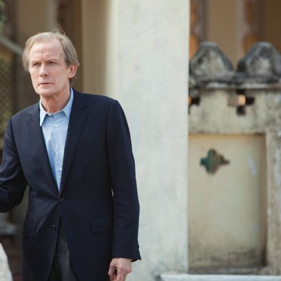 Best Exotic Marigold Hotel / Bill Nighy Poster