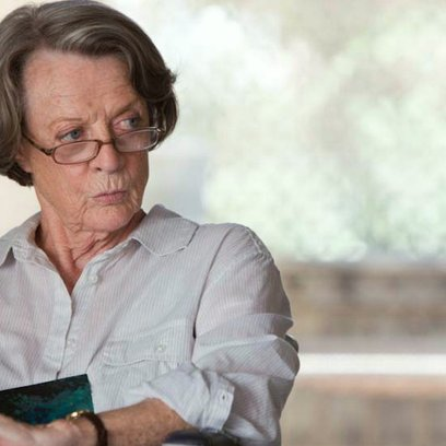 Best Exotic Marigold Hotel / Maggie Smith Poster
