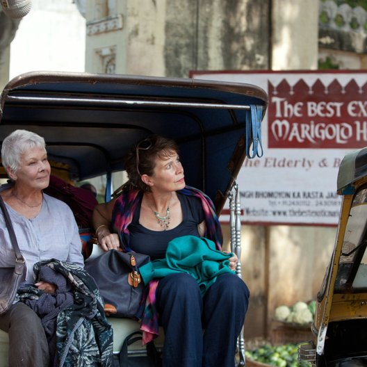 Best Exotic Marigold Hotel, The / Dame Judi Dench / Celia Imrie