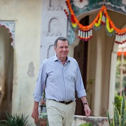 Best Exotic Marigold Hotel / Tom Wilkinson Poster