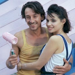 Betty Blue - 37,2 am Morgen / Béatrice Dalle Poster