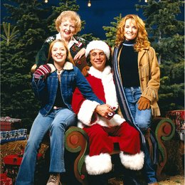 Stealing Christmas / Tony Danza / Lea Thompson / Angela Goethals / Betty White Poster