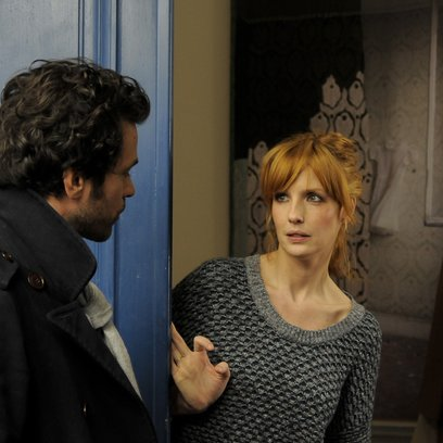 Beziehungsweise New York / Romain Duris / Kelly Reilly Poster