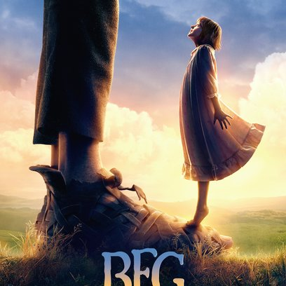 BFG - Big Friendly Giant Poster