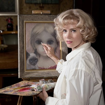 Big Eyes / Amy Adams Poster
