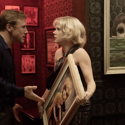 Big Eyes / Christoph Waltz / Amy Adams Poster