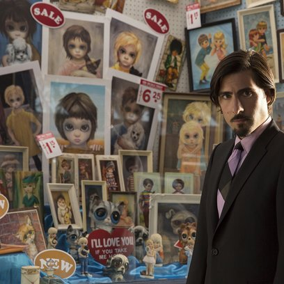 Big Eyes / Jason Schwartzman Poster