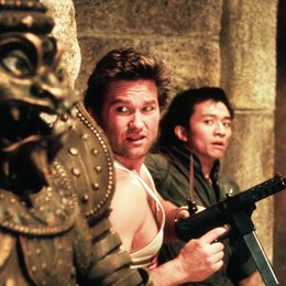 Big Trouble in Little China / Kurt Russell Poster