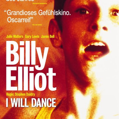 Billy Elliot - I Will Dance Poster