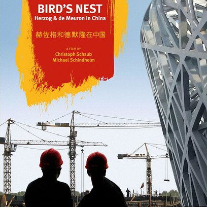 Bird's Nest - Herzog & De Meuron in China Poster