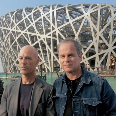 Bird's Nest - Herzog & De Meuron in China Jacques Herzog / Pierre de Meuron Poster