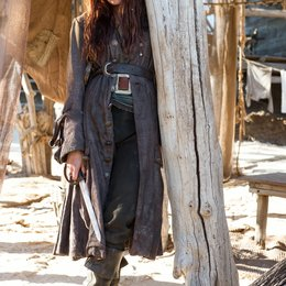 Black Sails / Clara Paget Poster
