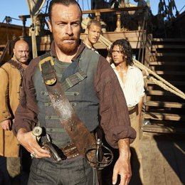 Black Sails / Toby Stephens Poster