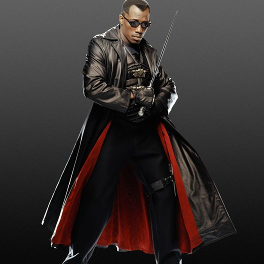 Blade Trinity / Wesley Snipes Poster