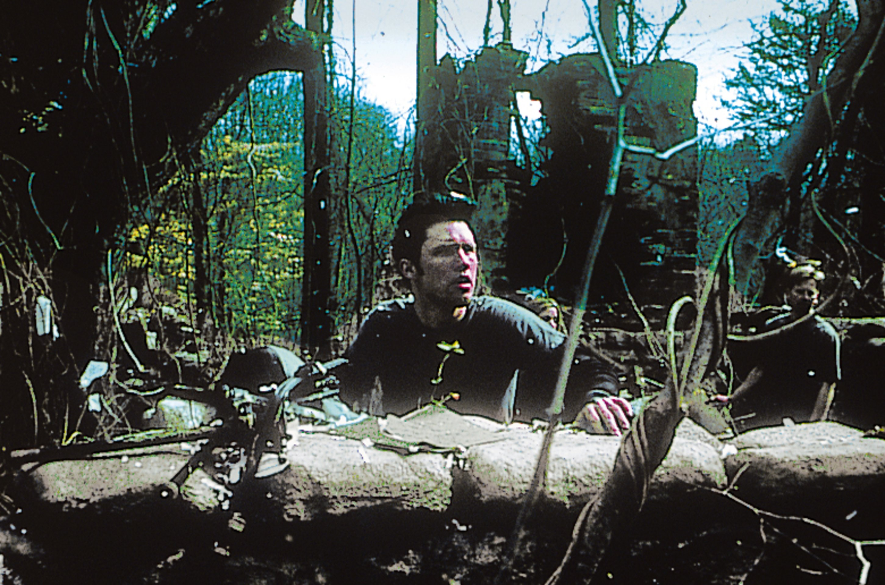 the blair witch project trailer Made on a tiny budget of $60,000, 1999's the blair witch project became one of the most successful independent movies of all time after raking in $2486 million at the box office.