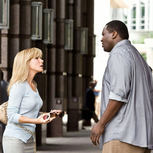 Blind Side - Die große Chance / Blind Side, The / Sandra Bullock Poster
