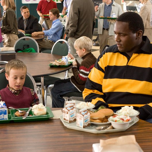 Blind Side - Die große Chance / Jae Head / Quinton Aaron Poster