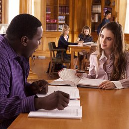 Blind Side - Die große Chance / Quinton Aaron / Lily Collins Poster
