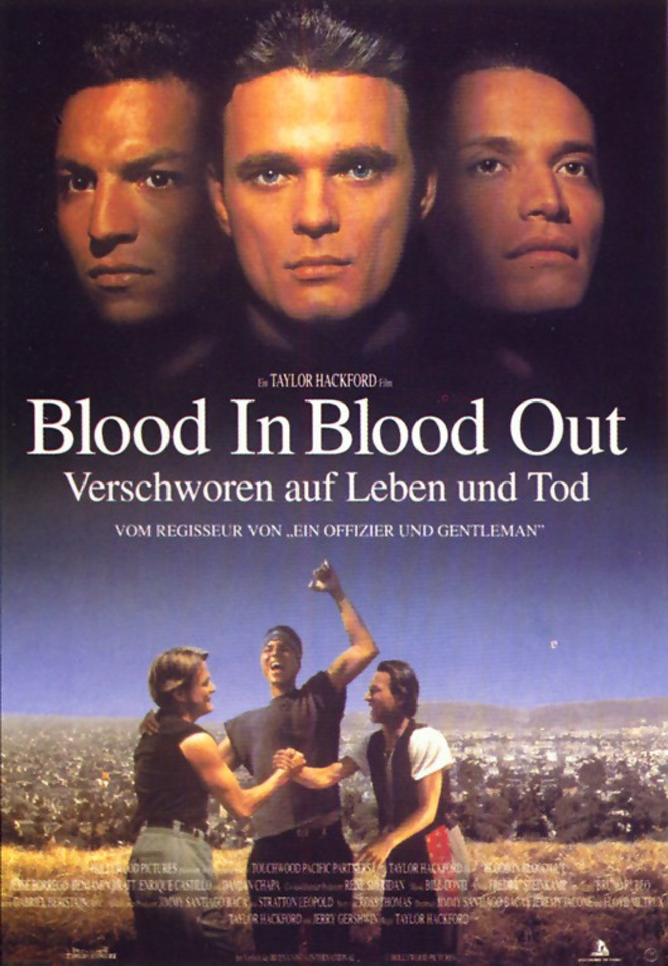 blood in blood out film 1993 trailer kritik. Black Bedroom Furniture Sets. Home Design Ideas