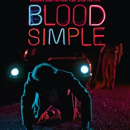 Blood Simple / Blood Simple - Director's Cut Poster