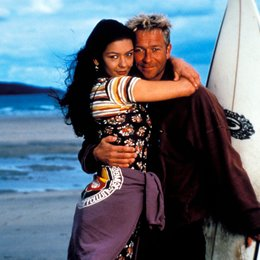 Blue Juice / Catherine Zeta-Jones / Sean Pertwee Poster
