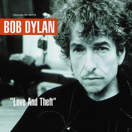 Dylan, Bob / Love and Theft Poster