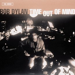 "Dylan, Bob (""Time Out of Mind"") Poster"