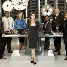 Body of Proof / Dana Delany / Geoffrey Arend / Windell Middlebrooks / Jeri Ryan / Sonja Sohn / John Carroll Lynch / Nicholas Bishop Poster