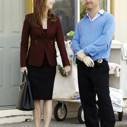 Body of Proof / Nicholas Bishop / Dana Delany Poster