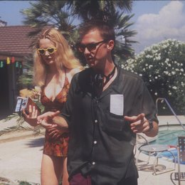 Boogie Nights / Heather Graham / Paul Thomas Anderson / Set