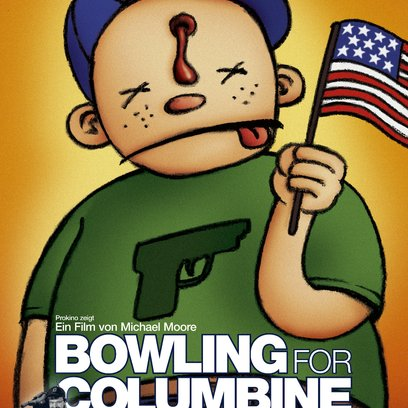 Bowling for Columbine Poster