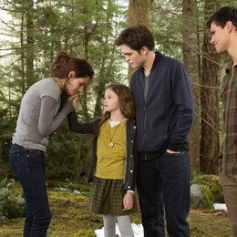 Breaking Dawn - Biss zum Ende der Nacht, Teil 2 / Kristen Stewart / Mackenzie Foy / Robert Pattinson / Taylor Lautner / Die Twilight Saga - The Complete Collection: Biss in alle Ewigkeit